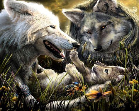 computer wallpaper wolf wolf wallpapers for desktop wallpaper cave