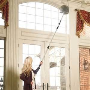 duster for high ceilings 18 commercial quality aluminum telescoping duster