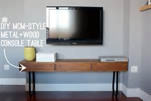 Tv Console Table Tv Console Table Plans To Build A Saddle Rack Wood Carving