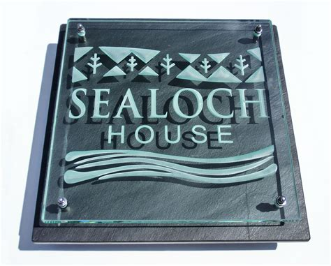 name plaques for house house number plaques house name plaques
