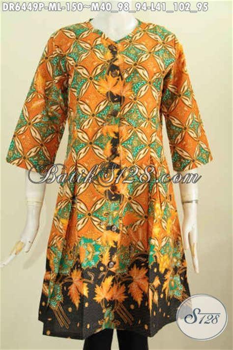 Dress Wanita Bagus batik dress wanita muda dan dewasa baju kerja kwalitas