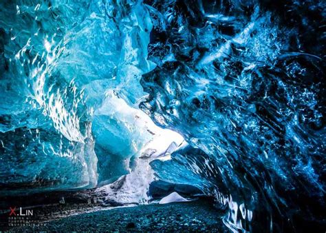 crystal cave iceland photographing the jaw dropping crystal caves of iceland