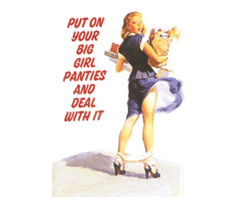 Big Girl Panties Meme - big girl panties