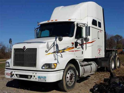 Cat Truck With Sleeper by Peterbilt 379 Exhd 2007 Sleeper Semi Trucks