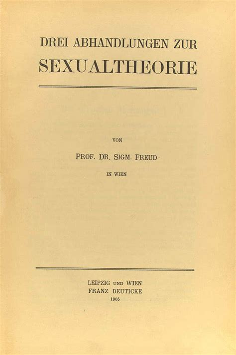 Three Essays On The Theory Of Sexuality Free by 3 Essays On The Theory Of Sexuality Pdf
