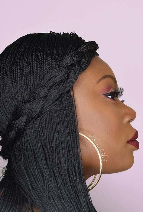 beautiful micro braids hairstyles page    stayglam