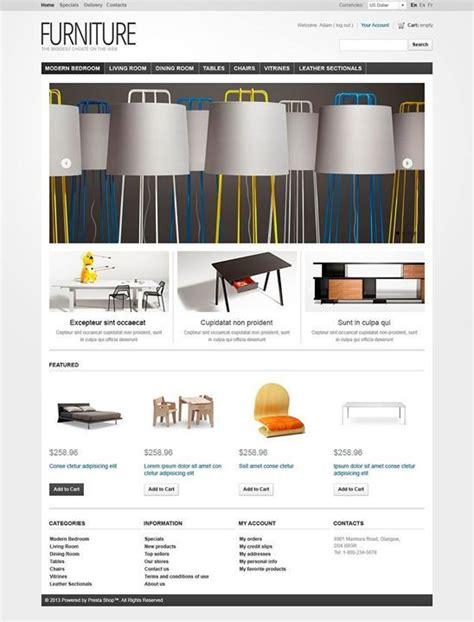 52 Best Interior Furniture Website Templates Images On Pinterest Website Designs Website Furniture Design Websites Templates
