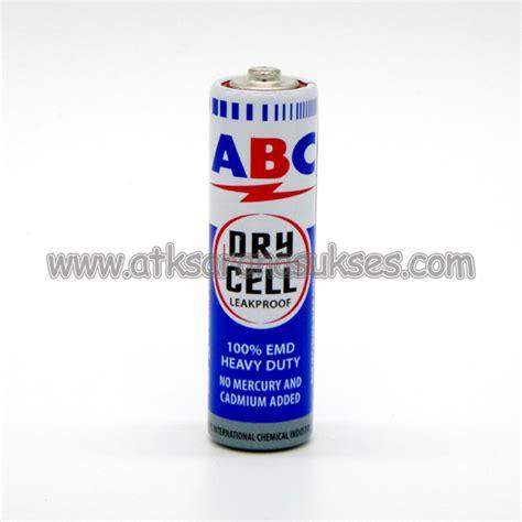 Baterai Abc Battery Cell Ukuran C jual alat tulis kantor murah surabaya 187 abc aa cell 171 sarana sukses surabaya