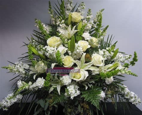 Funeral Flowers by Pin Funeral Flowers Sympathy Arrangements On