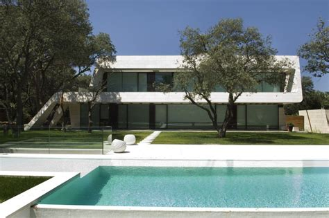 contemporary architecture madrid the contemporary house in madrid by a cero architects