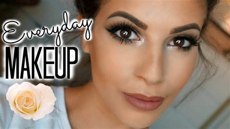 makeup tutorial video everyday drugstore makeup tutorial 2015 youtube