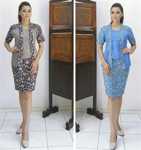 Rok Dan Blus Rabbani Pita Baju Setelan Wanita Kerja Batik Murah 10 gambar model baju rok blus wanita terbaru 2017