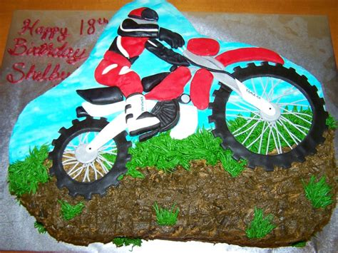 motocross bike cake cakes by kristen h dirt bike cake