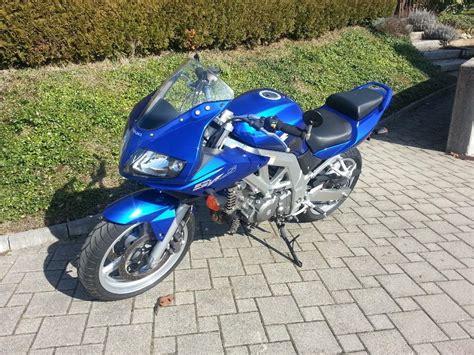 Motorrad Suzuki Kempten by Einsteiger Suzuki Sv 650 S 25kw Jahrgang 2005 858852