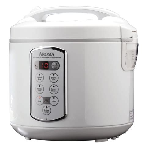 20 Cup (Cooked) Digital Cool Touch Rice Cooker, Food