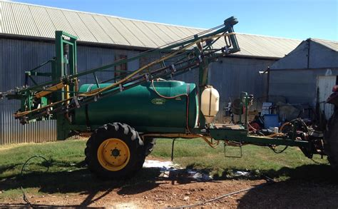 Sale Sprinkler Taman Garden Sprayer goldacres 2500lt special 60ft boom spray sprayer for sale