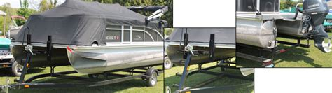 pontoon boat trailer weight about single axle pontoon trailers