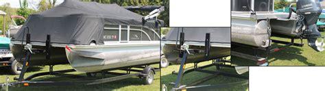 bennington pontoon boat trailers about single axle pontoon trailers