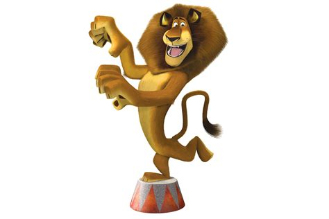 madagaskar film lion name madagascar 3 europe s most wanted 2012 character
