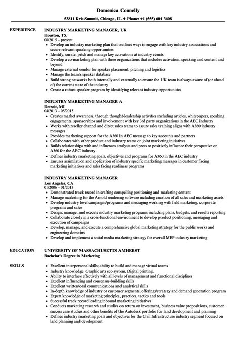 resume sle marketing manager ideas etiquette of emailing resume professional argumentative