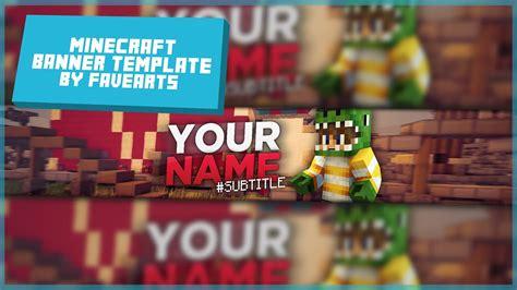 Minecraft Banner Template Free Tutorial Favearts Youtube Minecraft Banner Template