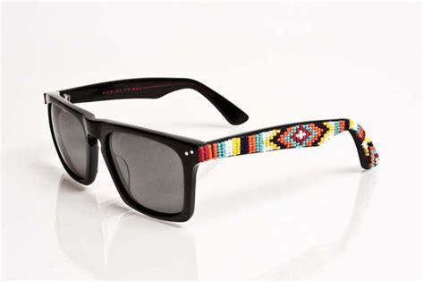 beaded sunglasses mosley tribes lyndel beaded sunglasses hypebeast