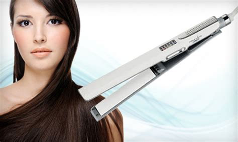 groupon haircut deals ahmedabad ropa elite 250 ltima moda bellezza hair straightener groupon
