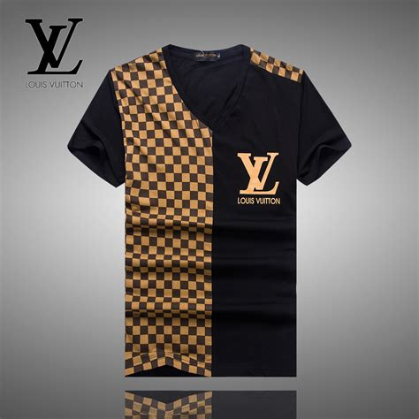 cheap louis vuitton t shirts for size m 2xl in 89539