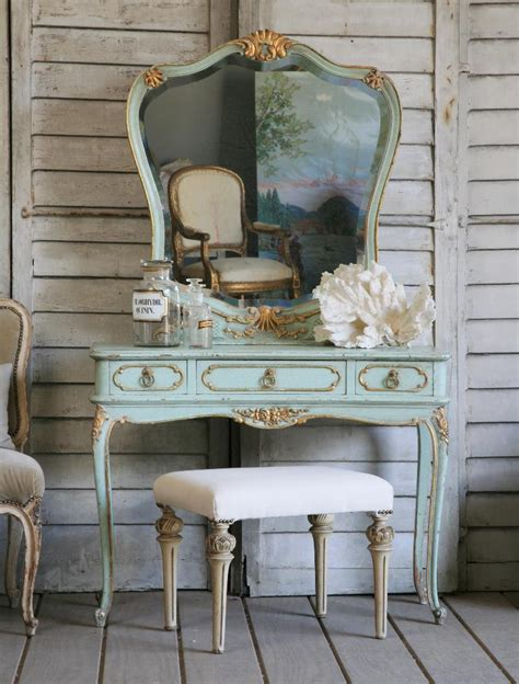 Vintage Style Vanity Table S Interior Design