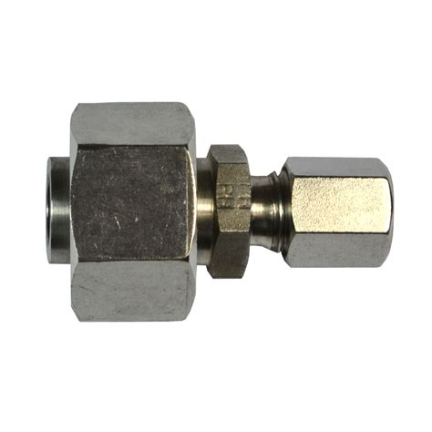 l fitting reducer kor tube end reducer stud coupling l series in stainless