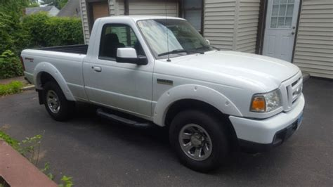 ford ranger bed dimensions 2007 ford ranger sport standard pickup work truck 3 0l 4x4
