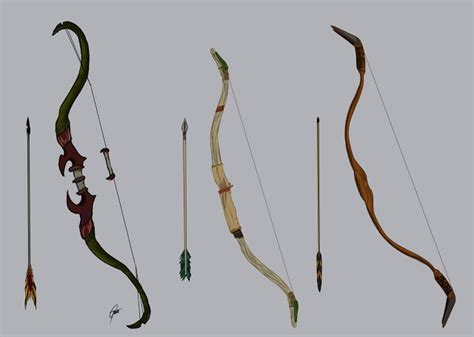 how to draw bow and arrow bow and arrow designs art