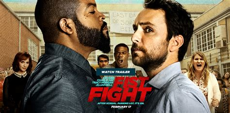 latest movie releases fist fight 2017 fist fight release date news several tv spots unveiled to hype the film