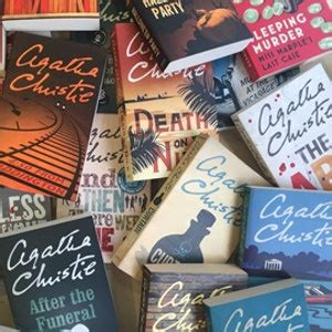 agatha christie best books agatha christie the world s best selling author of all