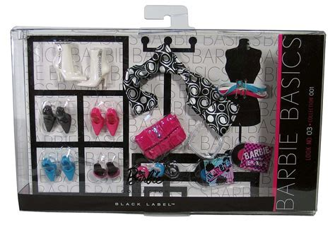 BARBIE BASICS Accessory Pack Look No 3 03 003 3.0