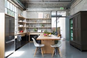 Loft Kitchen Design kitchen of the week epoch films friendly industrial loft kitchen