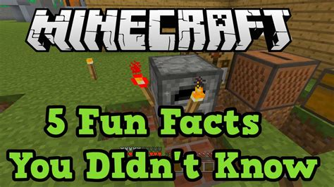 5 things you may not know about minecraft minecraft flick