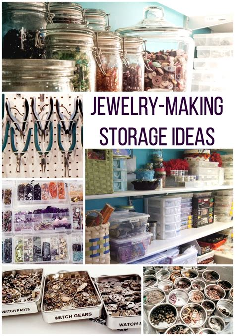 jewelry supply store 4 ideas for jewelry storage