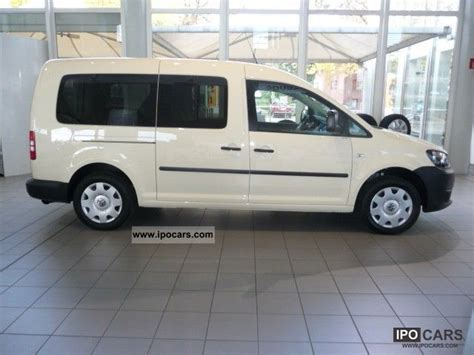 2011 volkswagen caddy maxi taxi trend line 7 seater 1 6