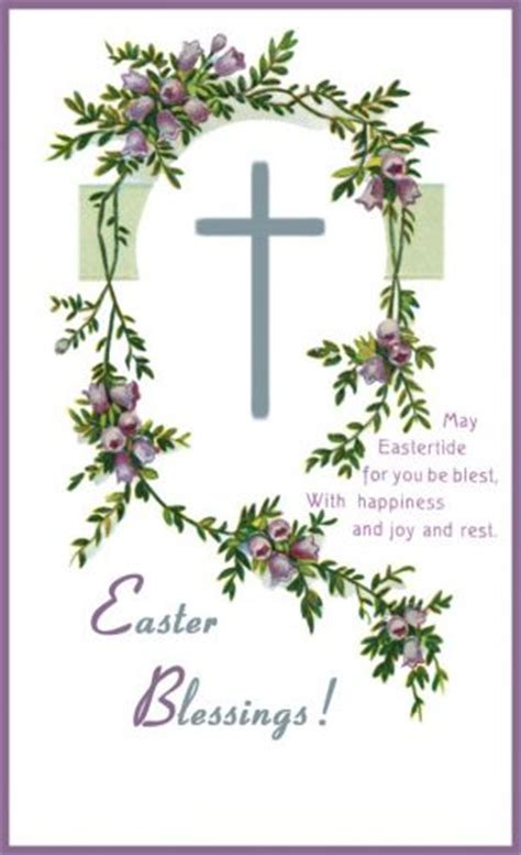 religious easter card templates christian greeting cards clipart clipart suggest