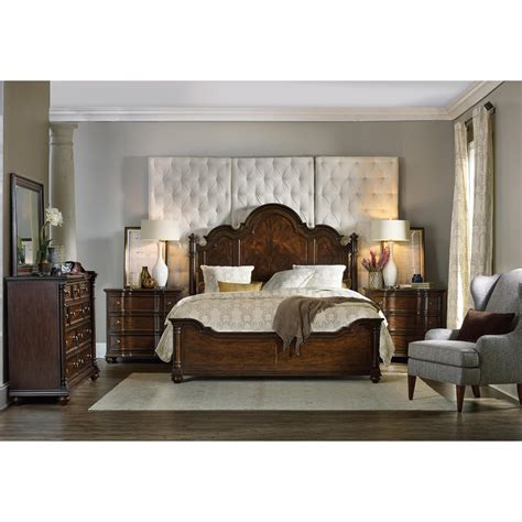 Wolf Furniture Leesburg by King Size Poster Bed With Mahogany Veneers By