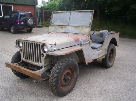 Mb Jeep 1944 Willys Mb Jeep Jeeps Milweb Classifieds