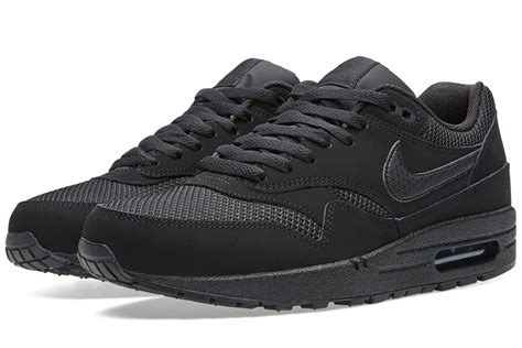 Nike Air Max One Black nike air max 1 essential black sneaker bar detroit