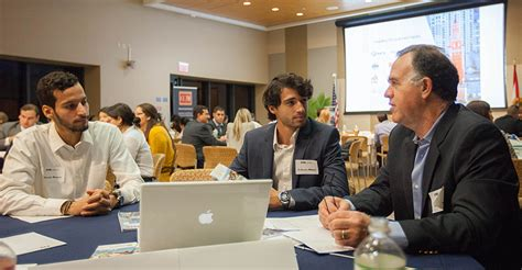 Fiu Mba Options by Fiu Real Estate Speed Meet Where Every Match Is A Winner