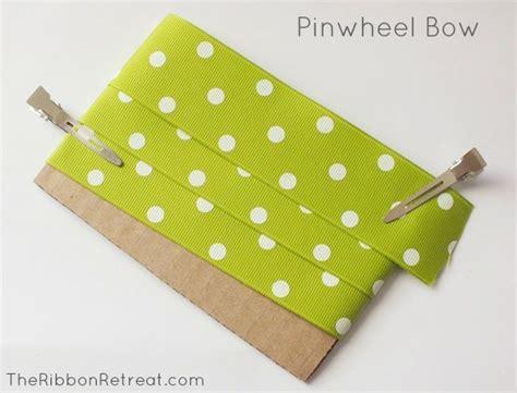 how to make bows the ribbon retreat blog