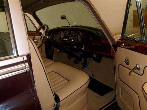 classic bentley interior bentley restoration reupholster bentley upholstery
