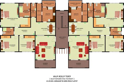 floor plans for 3 bedroom apartments home design 89 extraordinary 3 bedroom floor planss
