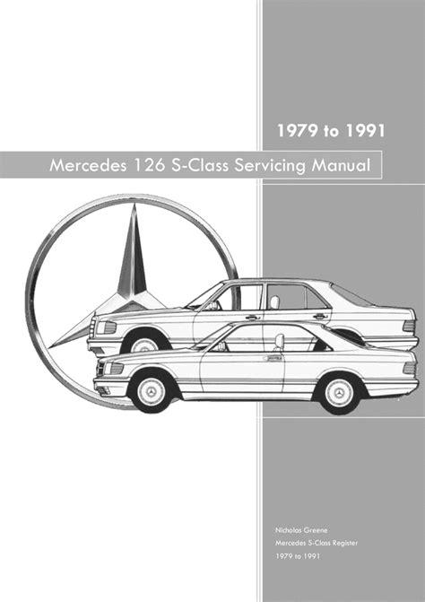 download pdf 1993 mercedes benz 500sel manual mercedes w140 300se 2800cm3 manual radom mercedes w126 general service manual download manuals techn
