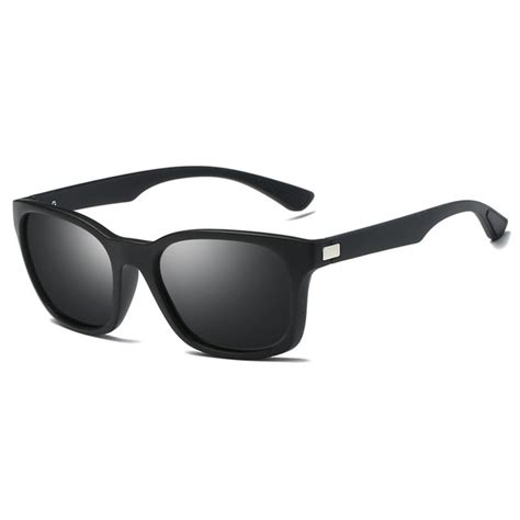 Kacamata Sunglasses kacamata pria sunglasses polarized anti uv400 black