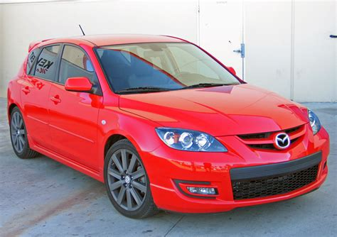 mazda 3 n add 25 horsepower to 2007 2008 and 2009 mazdaspeed with k